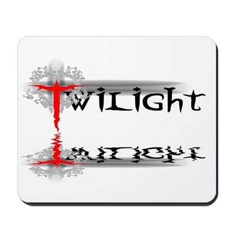 Twilight Reflections Mousepad