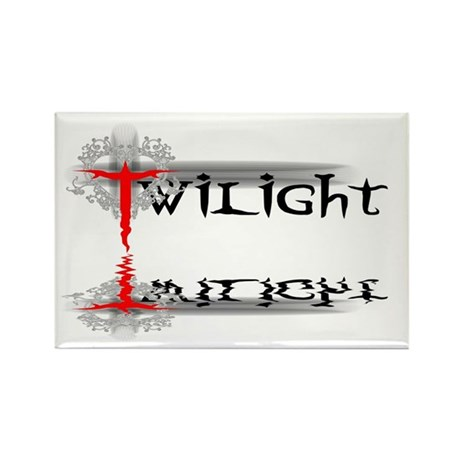 Twilight Reflections Rectangle Magnet