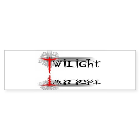 Twilight Reflections Bumper Sticker