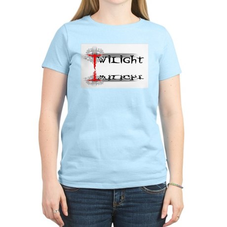 Twilight Reflections Women's Light T-Shirt
