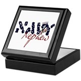 Navy Nephew Keepsake Box