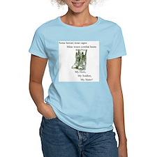 My Hero My Soldier T-Shirt