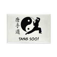 Tang Soo Do Rectangle Magnet