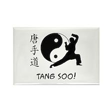 Tang Soo Do Rectangle Magnet
