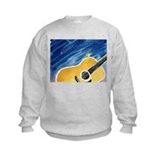 Acoustic Guitar Dream Sweatshirt