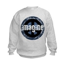 Imagine Peace Sweatshirt