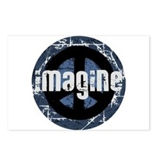 Imagine Peace Postcards (Package of 8)