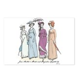 Pride and Prejudice Ch 54a Postcards (Package of 8