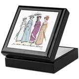 Pride and Prejudice Ch 54a Keepsake Box