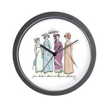 Pride and Prejudice Ch 54a Wall Clock