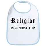 Religion is Superstition Bib