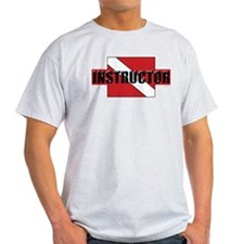 Dive Instructor Custom T-Shirt