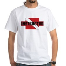 Dive Instructor Custom Shirt