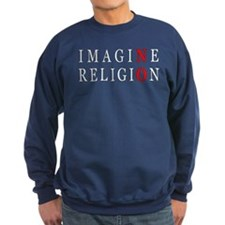 Imagine No Religion Sweatshirt