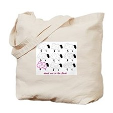 Unique Sheep and lamb Tote Bag