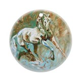 Classic Equine I - Ornament (Round)