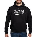 Infidel Hoodie (dark)
