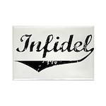 Infidel Rectangle Magnet (100 pack)