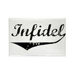 Infidel Rectangle Magnet (10 pack)