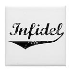 Infidel Tile Coaster