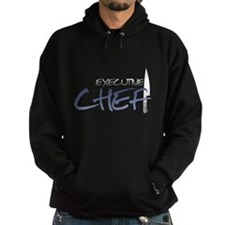 Blue Executive Chef Hoodie