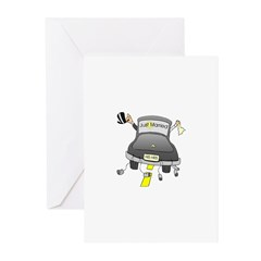 Just Married Greeting Cards (Pk of 20)