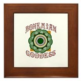 Bohemian Chic Framed Tile