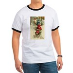 Christmas Sledding Ringer T