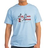 LC Awareness 1 Butterfly 2 T-Shirt