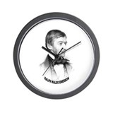 Ralph Waldo Emerson Wall Clock