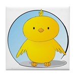Whee! Chick v2.0 Tile Coaster