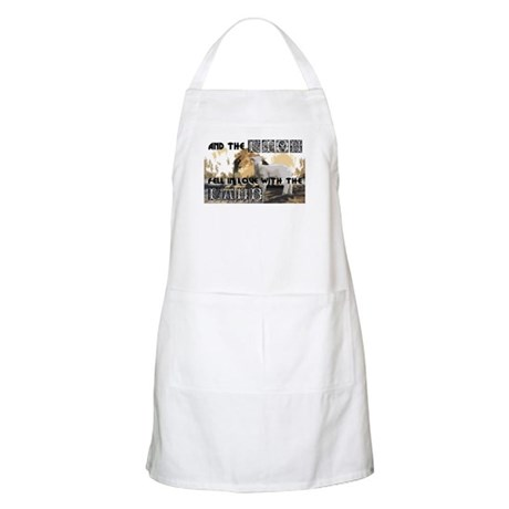 Twilight Movie Lion Lamb BBQ Apron