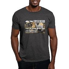 Twilight Movie Lion Lamb T-Shirt