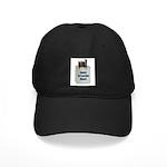 Pocket Protector Black Cap