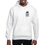 Pocket Protector Hooded Sweatshirt