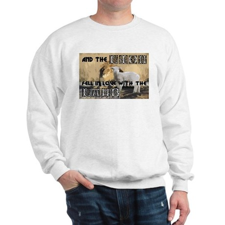 Twilight Movie Lion Lamb Sweatshirt