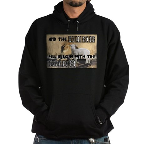 Twilight Movie Lion Lamb Hoodie (dark)
