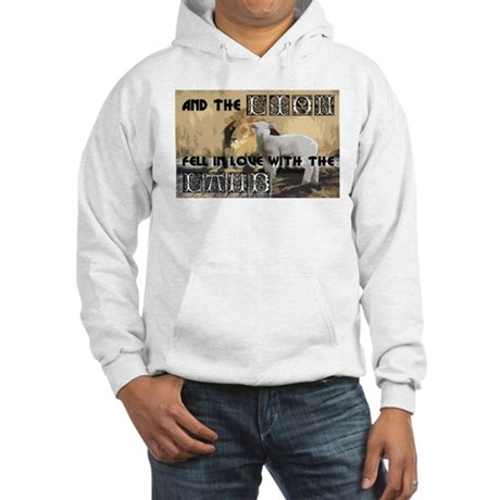 Twilight Movie Lion Lamb Hooded Sweatshirt
