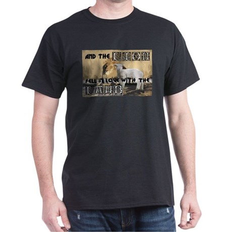 Twilight Movie Lion Lamb Dark T-Shirt
