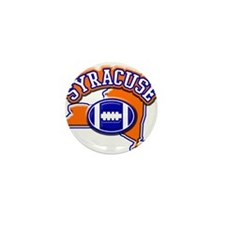 Syracuse Football Mini Button (100 pack)