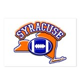 Syracuse Football Postcards (Package of 8)