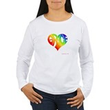 Grace (Rainbow Heart) T-Shirt