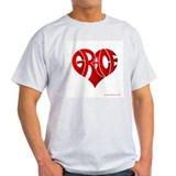 Grace (Red Heart) T-Shirt
