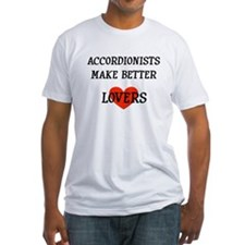 Musicolicious Accordion Gift Shirt