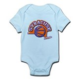 Syracuse Basketball Infant Bodysuit