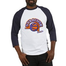 Syracuse Basketball Baseball Jersey