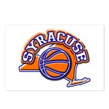 Syracuse Basketball Postcards (Package of 8)