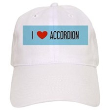 Musicolicious Accordion Gift Baseball Cap
