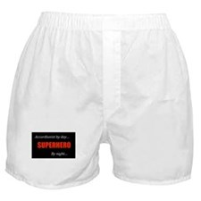 Musicolicious Accordion Gift Boxer Shorts