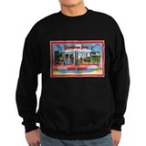 Long Island New York Greeting Sweatshirt